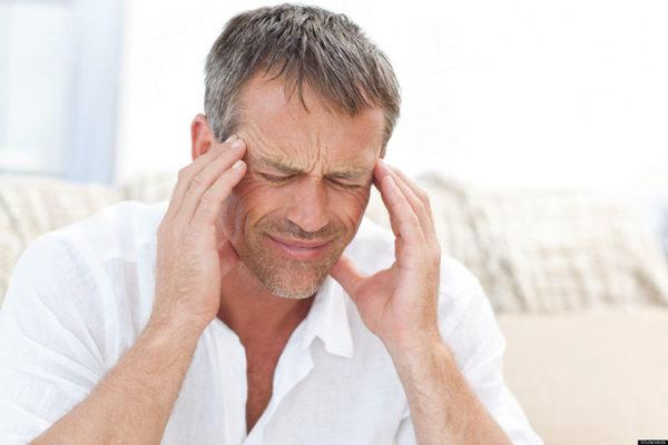 головная боль симптомы