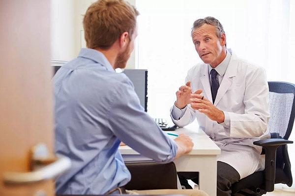беседа с пациентом
