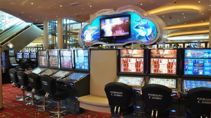 Игровые автоматы - играть онлайн в лучшие слоты